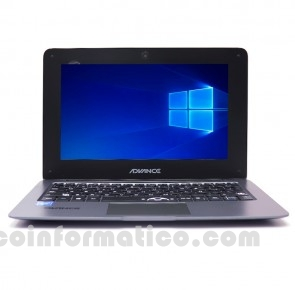 "Laptop Advance CN9806, 10.1"", Intel Atom Z8350 1.44GHz, 2GB DDR3, 32GB eMMC"