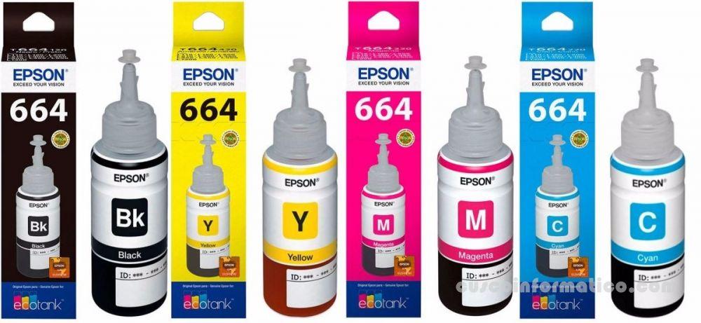 tinta-original-epson-t664