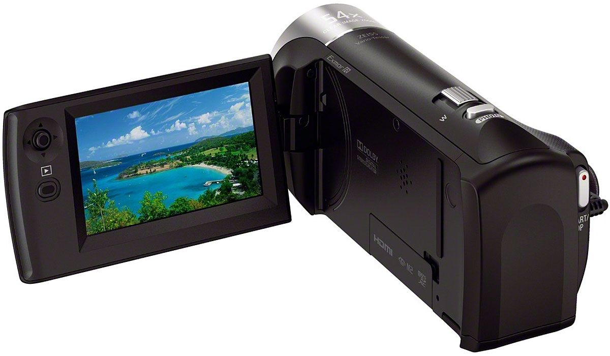 Filmadora Sony Handycam HDR-CX240