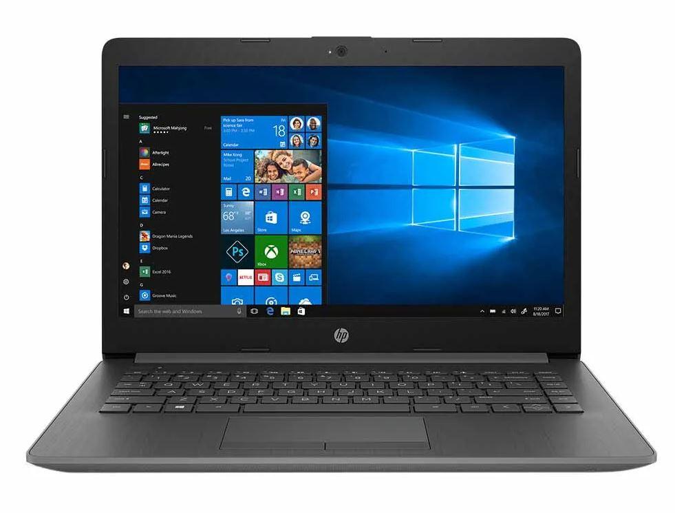 Notebook marca HP modelo 14-ck0031la, 14 pulgadas , Intel Core i3