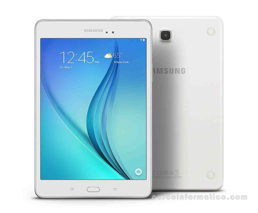 "Tablet Samung Galaxy  Tab A 8"" 16GB"