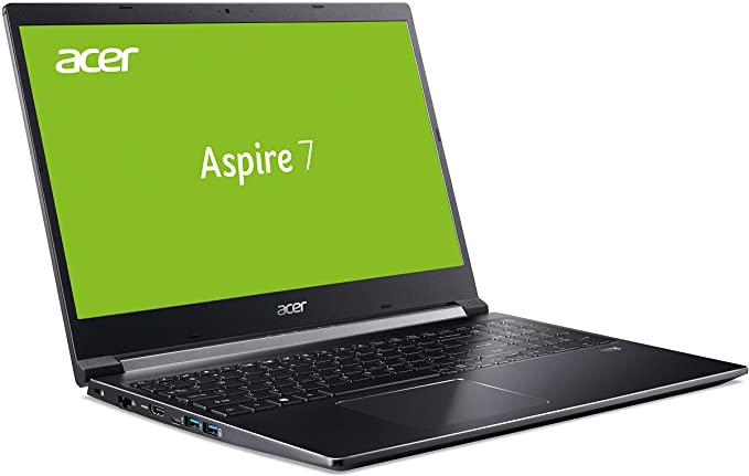 """Notebook Acer Aspire 7 A715, Intel Core i5 pantalla de 15.6"""", 16GB de RAM, Disco de 1TB, 128GB SSD, Video GTX1050"""