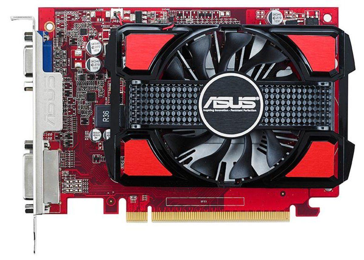 Tarjeta de video ASUS AMD Radeon R7 250