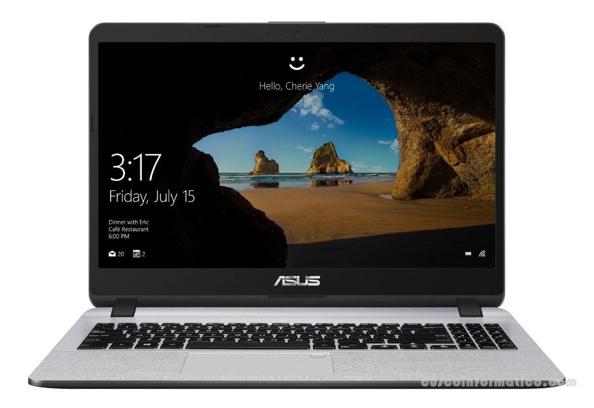 "Laptop Asus X507UB-BR267, 15.6"", Intel Core i5, 4GB DDR4, DD 1TB,  Video 2GB"