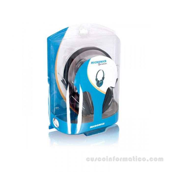 matrimonio cortar activación  Audifono Micronics Benetton MIC-H720iL - Cusco Informatico
