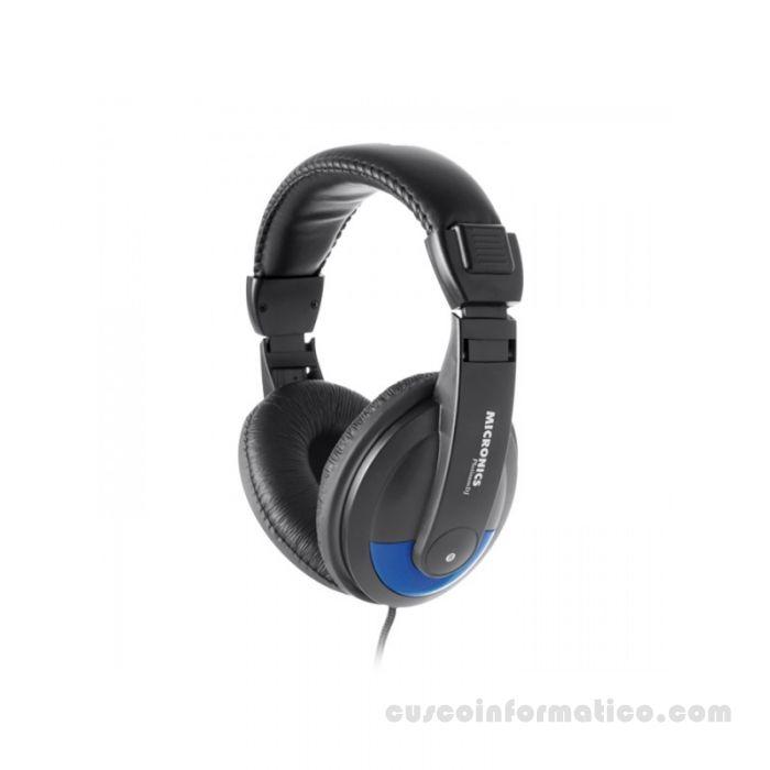 Audifono Micronics Platinum DJ MIC-H701