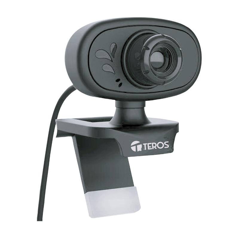 camara-web-teros-te-9054-hasta-480p-microfono-incorporado-usb-2-0-