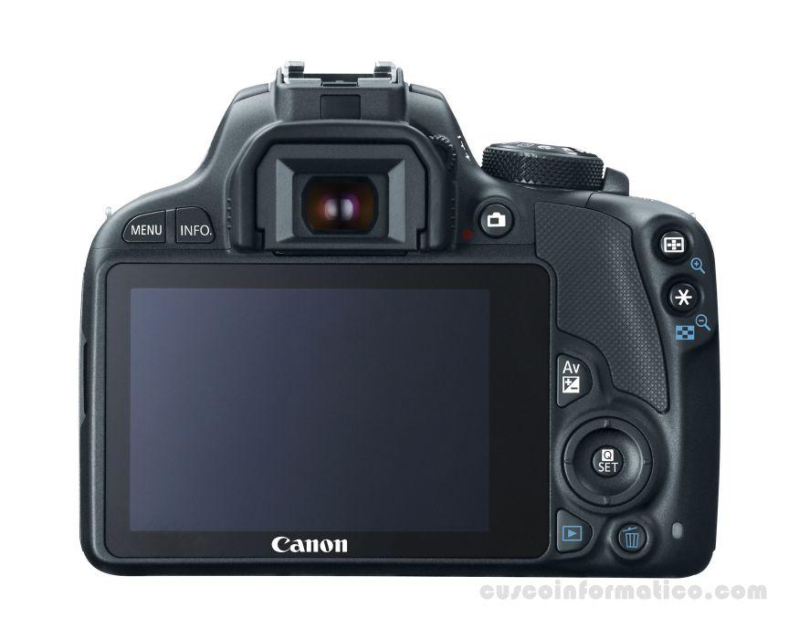 Canon EOS REBEL SL1 18-55mm