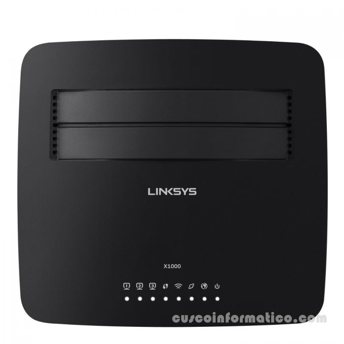 Router ADSL2+ Wireless Cisco Linksys X1000