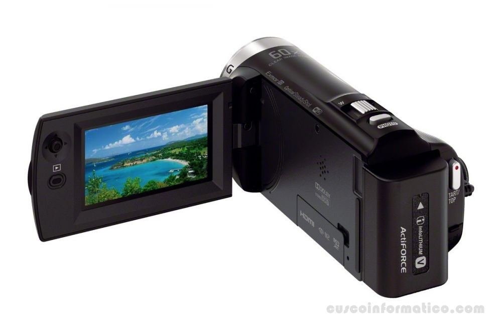 Filmadora Sony Handycam HDR-CX330