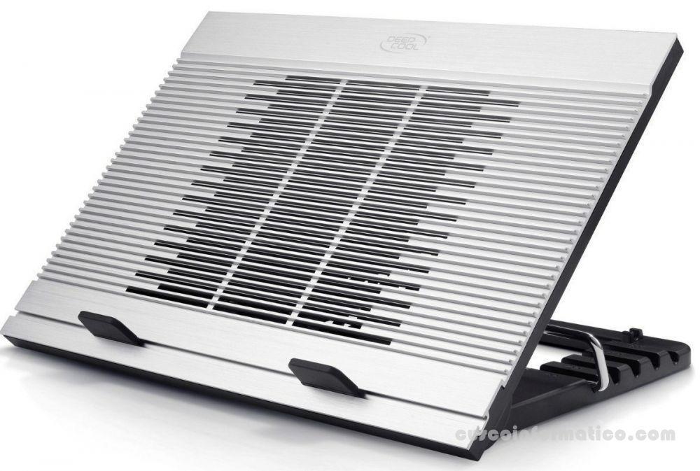 Cooler base de aluminio graduable Deepcool N9