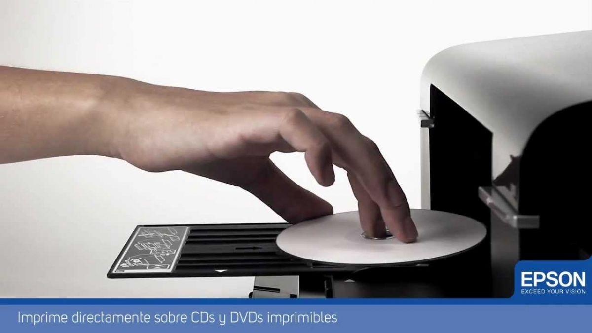 Impresora de tinta continua Epson L800