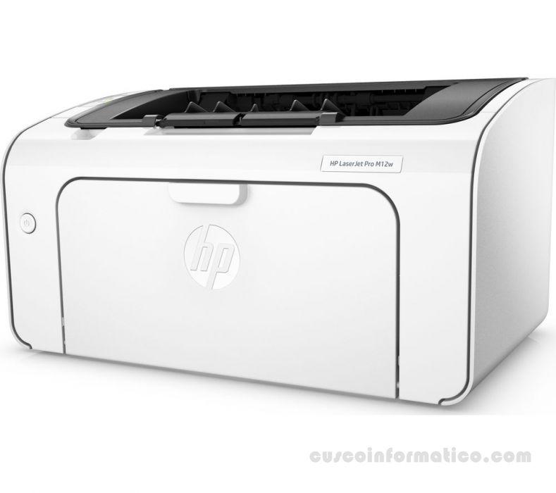 Impresora a laser HP LaserJet Pro M12w