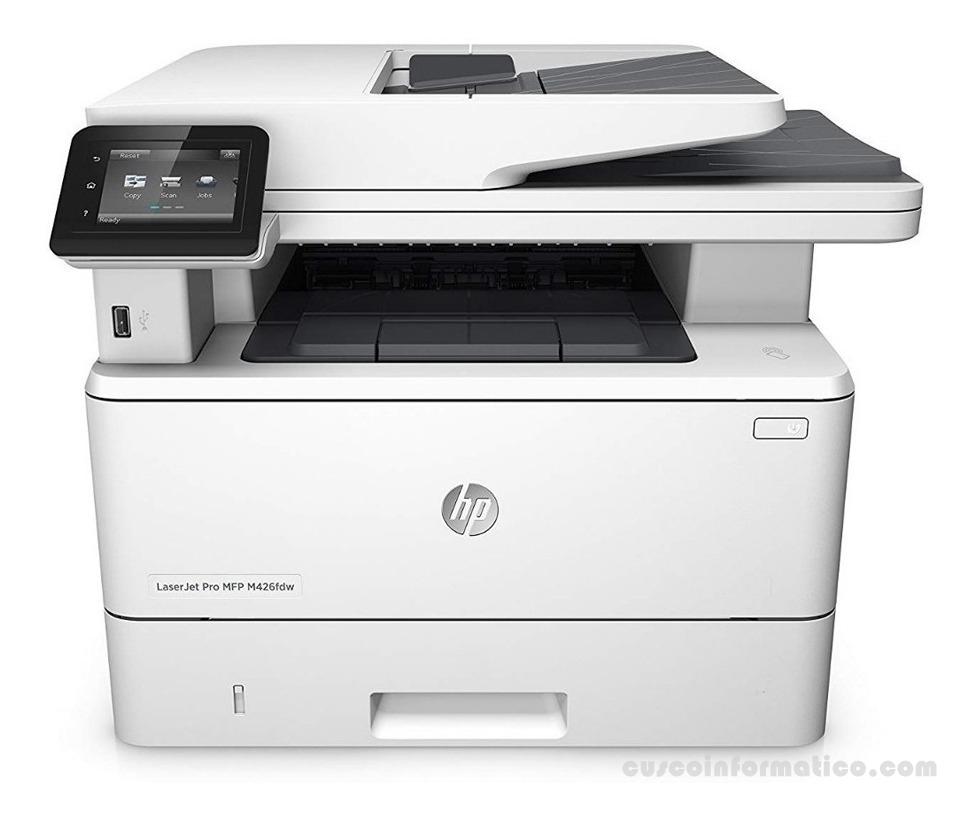 Impresora HP LaserJet Pro M428FDW, 38 ppm, 4800x600 ppp, Wi-Fi/USB 2.0/LAN