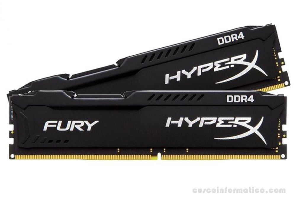 Memoria Ram DDR4 8GB Kingston