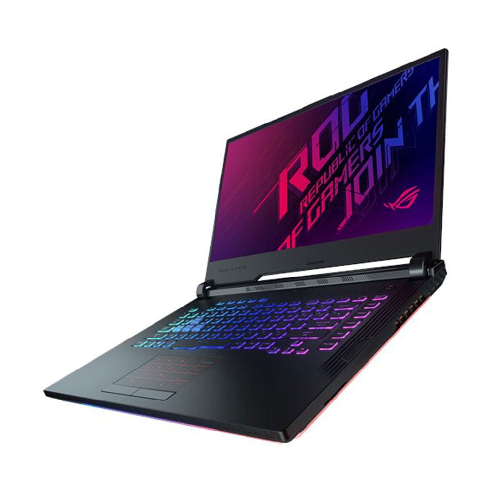 "Laptop Asus ROG Strix G GL531GT Gaming, Intel Core i5-9300H 2.4GHz, RAM  8GB, Sólido SSD 512GB PCIe, Video 4 GB Nvidia GeForce GTX 1650, LED 15.6""  Full HD, Windows 10 Home - Cusco Informatico"