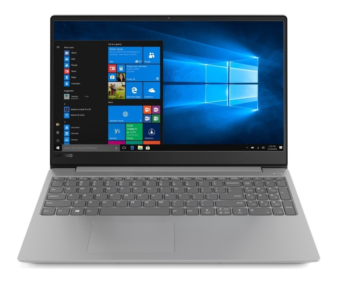 "Laptop Lenovo Ideapad 330S, 14"" pulgadas,  HD, Intel Core i3"