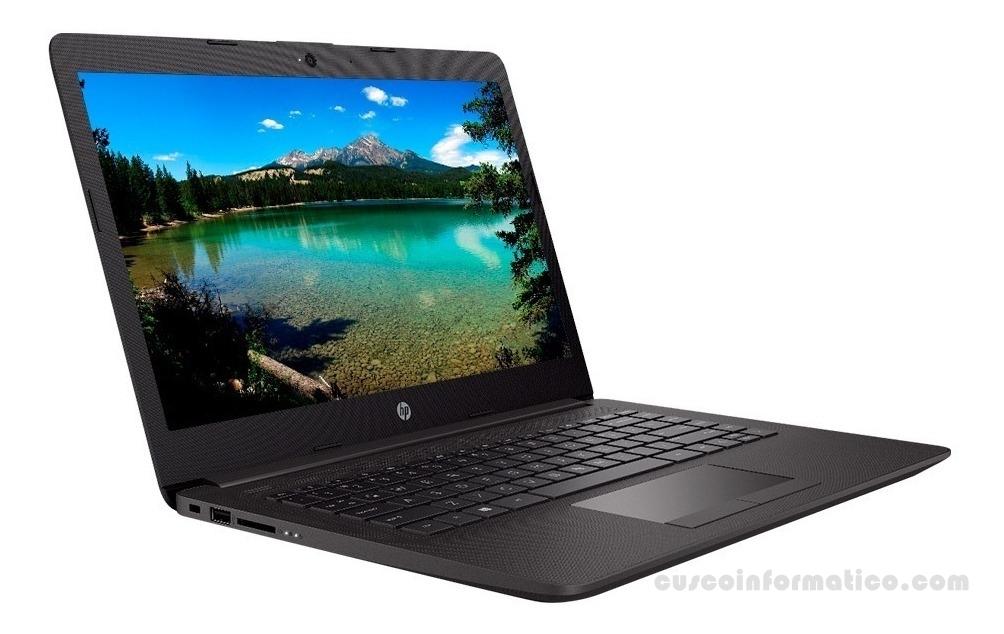 """Laptop HP 240 G7, 14"""" HD, Intel Core i3, 4GB DDR4, 1TB SATA."""