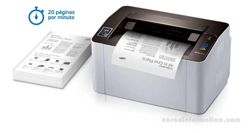Impresora Laser Samsung Xpress M2020