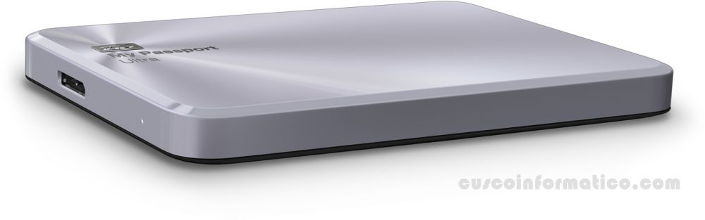 Disco Duro externo Western Digital  2TB Metal edition